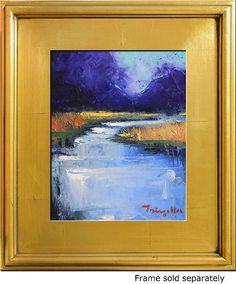Jose Trujillo Modern Art Impressionist Plein Air Landscape Oil Painting 054 | eBay