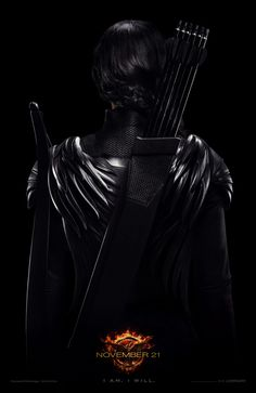 Katniss 'Mockingjay Part 1′ Poster: Jennifer Lawrence Image Revealed | Variety