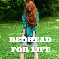 """Here's how not to impress a redhead you're dating—or want to date. """"Is your hair natural?"""" Every redhead has heard this. Natural Red Hair, Natural Redhead, Natural Hair Styles, Long Hair Styles, Redhead Facts, Redhead Quotes, Redhead Pictures, Hair Pictures, Red Ombre Hair"""