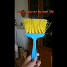 Clean master in real life
