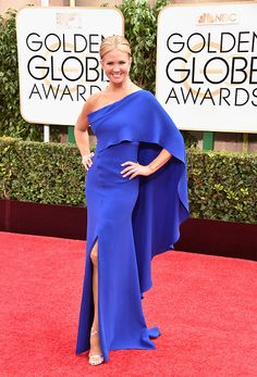 Nancy O'Dell | The 2015 Golden Globes