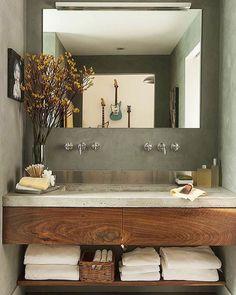 Floating Vanity Bathroom Vanities Drawers Open Kohler