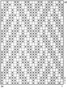 Мозаика Zig Zag пуловер свитер для женщин Вязание Pattern