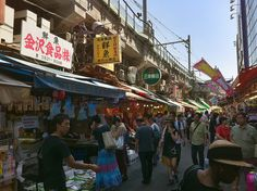 Ameyoko Market, Tokyo