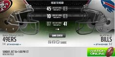 http://49ersvsbillslive.us    49ers vs Bills Live