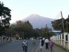 loved this drive while vising Arusha. Moshi-arusha highway, Arusha, Tanzania.