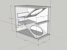 New DIY double 15 bass kick Sound Forums 12 Inch Speaker Box, Car Speaker Box, Speaker Plans, Speaker Box Design, 15 Inch Subwoofer Box, Diy Subwoofer, Subwoofer Box Design, Sub Box Design, Sound Design