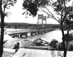 The Clyde River Bridge at Batemans Bay, NSW, Australia - History Radical Change, New South, South Wales, Old Pictures, Bridge, Australia, History, Uni, Historia