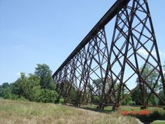 Green County, Indiana - Longest bridge in Indiana
