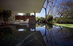 CASA PALMIRA | Cuernavaca, Morelos Arquitectos: Alberto Kalach con Daniel Álvarez Desarrollo: Taller de Arquitectura X - 1995