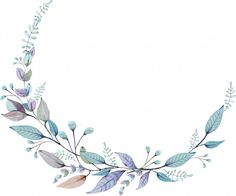 Floral watercolour wreath Premium Vector Just how to Have the Bride Arrangement and Lick Boutonniere Watercolor Border, Wreath Watercolor, Floral Watercolor, Watercolor Illustration, Watercolor Paintings, Leaves Wallpaper Iphone, Hand Embroidery Patterns Flowers, Floral Logo, Arte Floral