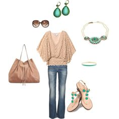 Simply Stated, created by ogairtni on Polyvore