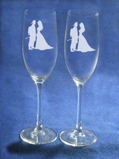 Fireman Wedding Glasses Knife Cake Server by FantasticDealSpot
