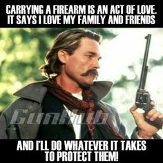 This is truth for me! I never want anyone around me to be a victim. Not on my watch! Gun Quotes, Life Quotes, Cowboy Quotes, Tombstone Quotes, Tombstone Movie, Great Quotes, Inspirational Quotes, Motivational, Warrior Quotes