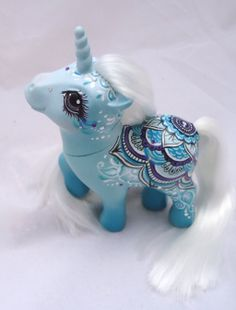 My little pony custom mandala design Vivica by AmbarJulieta.deviantart.com on @deviantART