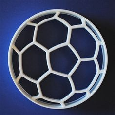 Soccer Cookie Cutter