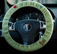 Firefly - Kaylee Frye Inspired Shiny Padded Steering Wheel Cover