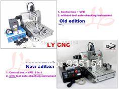 1580.00$  Buy here  - 3D CNC router 3040 Z-S Engraving machine, 800W VFD CNC Milling machine, free tax to EU countries