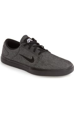 best service 3737c 6e0a3 NIKE  Sb Portmore Ultralight  Skate Sneaker (Men).  nike  shoes