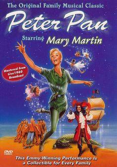 Mary Martin, Larry Hagman's Mom
