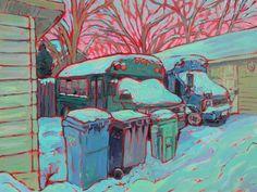 cooper neighborhood S. minneapolis by brendonfarley on Etsy Minneapolis, The Neighbourhood, Original Paintings, Display, The Originals, Canvas, Etsy, Art, Floor Space