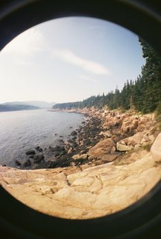 Maine /// FILM /// FISH-EYE