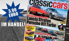 Heftvorschau CLASSIC CARS 05/2017