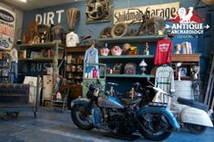 Their shop in Iowa