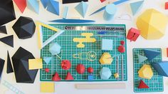 Watch: Fun, Colorful Stop-Motion Animation Handmade Entirely Of Paper - DesignTAXI.com