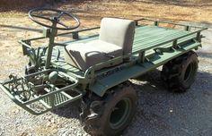 US Army Mule
