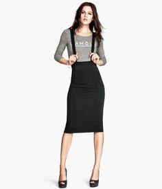 Falda tubo | H&M MX