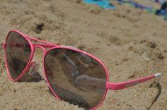 Pink Summer glasses