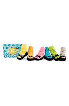 Free shipping and returns on Disney, It's a Small World by Trumpette Socks (Baby Girls) at Nordstrom.com. Cute patterned socks have a clever design.