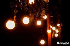 Iluminação de mesa da família.  Hugo♡Laysa