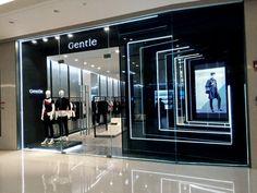 Gentle Menswear Store by AC studio, Wenzhou – China » Retail Design Blog