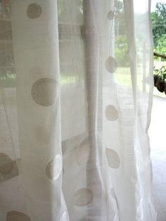 Window Sheers for Light Springtime Shade