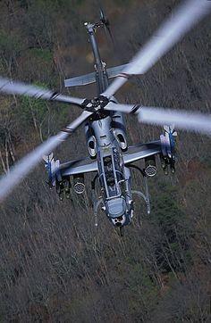aerial assault!