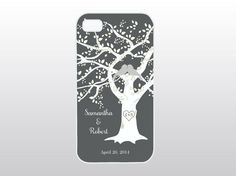 Wedding iPhone Case  Bridal Accessories  Gray by GoldenDaysDesigns, $15.00