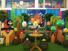 Angry Birds - Muita Festa Decorações