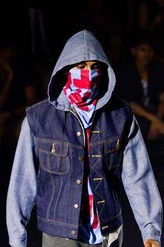 Masked Vigilante Street Wear - The N. Hoolywood Spring/Summer 2013 Boasts Rebellious Style