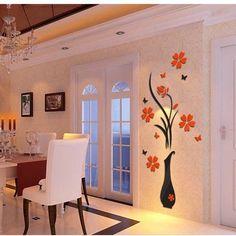 Considerate Old Flower Castle Wallpaper Mural Stair Decal Cartoon Landscape Creative Corridor Floor Sticker Passageway Coverings Wallpapers
