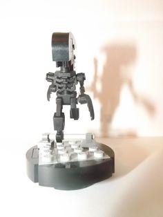 https://flic.kr/p/ST9GXJ | Lego Alien Xenomorph 03