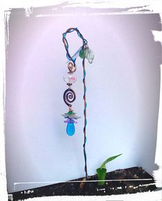 Check out this item in my Etsy shop https://www.etsy.com/listing/520992954/fairy-garden-miniature-sun-catcher-blue