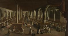 """""""The Old St John's Hospital in Bruges (founded in in Since the c. the hospital was run by the Augustinian nuns. Bruges, Old Hospital, Special Pictures, Saint Jean, 16th Century, Art Boards, Old Things, The Incredibles, History"""
