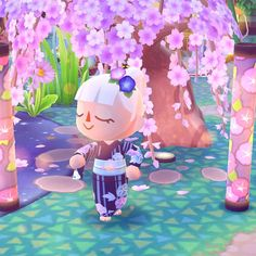 Animal Crossing 3ds, Animal Crossing Pocket Camp, New Leaf, Google Images, Cartoon, Disney Characters, Floral, Chill, Scenery