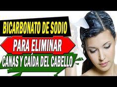 Bicarbonato de sodio para el pelo adiós a las canas y a la caída del cabello | #CANAS - YouTube Vicks Vaporub, Hair Remedies, Diana Gabaldon, Shampoo, Beauty Hacks, Health Fitness, Bechamel, Youtube, Medicine