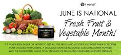 Try GREENS only $28 for 8 serving of fruits & veggies! https://cathyglenn.myitworks.com/Shop/Product/303