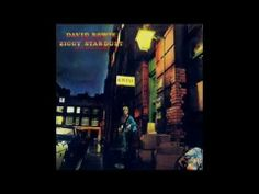 David Bowie: -The Rise And Fall of  Ziggy Stardust and the Spiders from Mars.[Full Album]