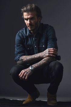 David Beckham, el ejemplo