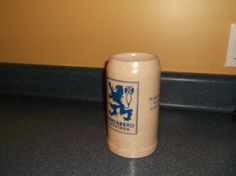 Vintage German Octoberfest 1964 Beer Stein by TJCollectables, $55.00